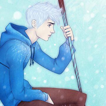Jack Frost by ribkaDory