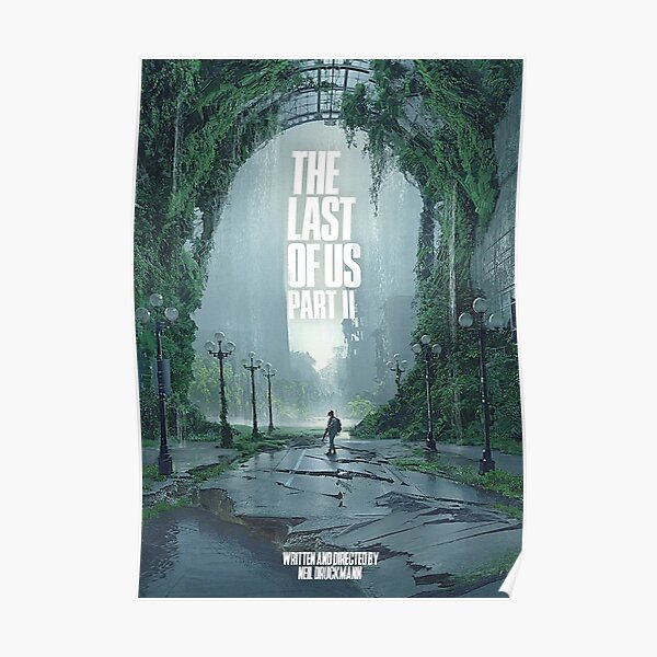 Pike Street - The Last of Us Part II Póster