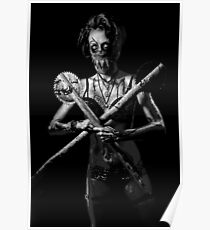 Queen of the Apocalyspe Poster