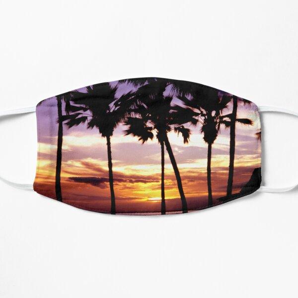 Hawaiian Sunset Mask