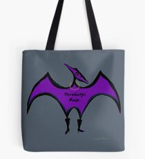 Pterodactyls Reign Tote Bag