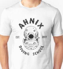 Ahnix Diving School Unisex T-Shirt