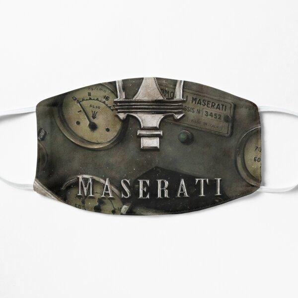 Maserati Masque sans plis
