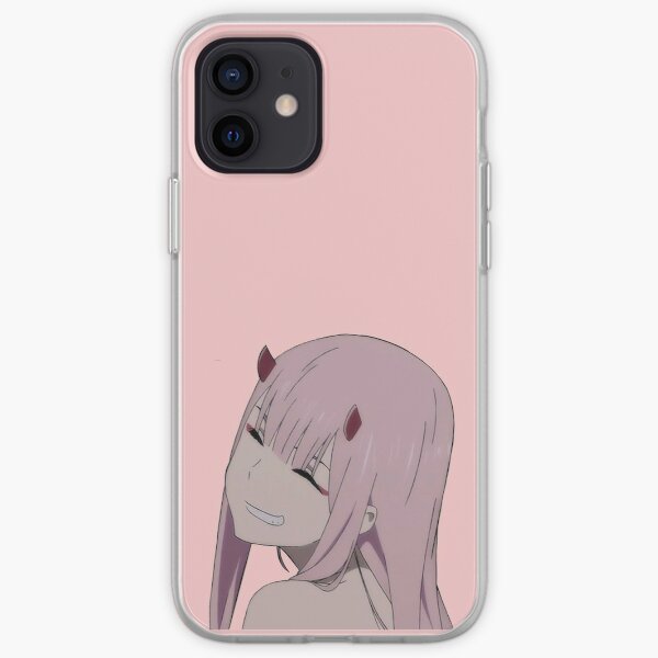 Zero Two // Darling in the Franxx iPhone Soft Case