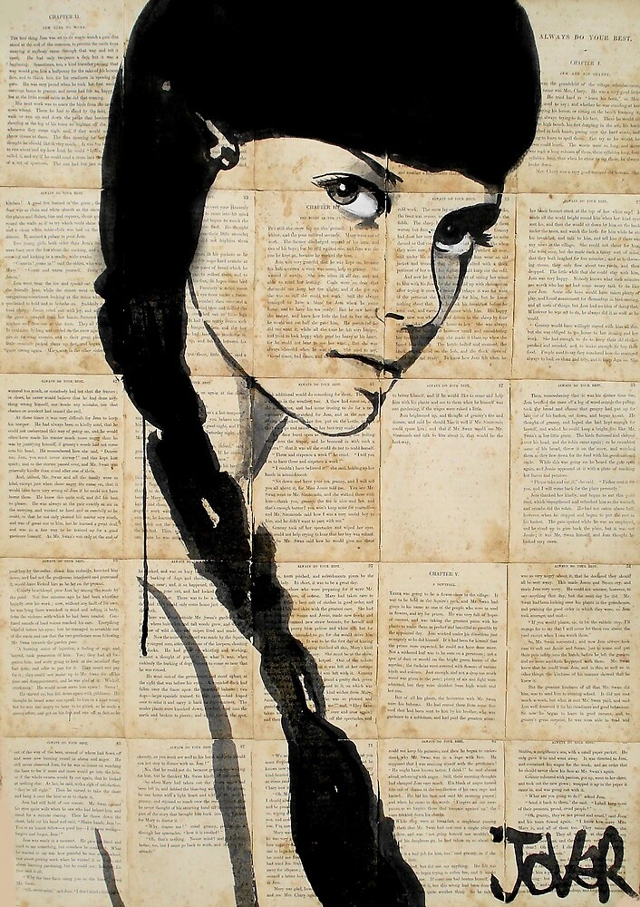 raven by Loui  Jover