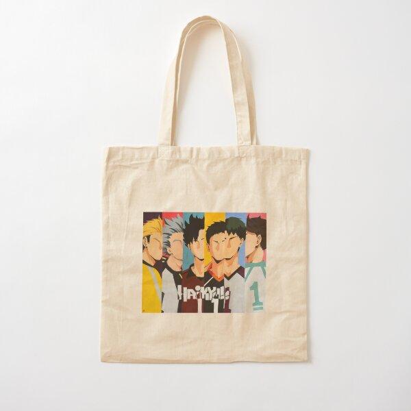 Haikyuu Captains Peinture Tote bag classique