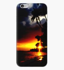 Hot Sunset iPhone Case