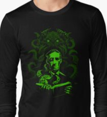 Love Cthulhu Long Sleeve T-Shirt