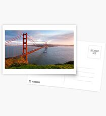 Golden Gate Bridge Postcards