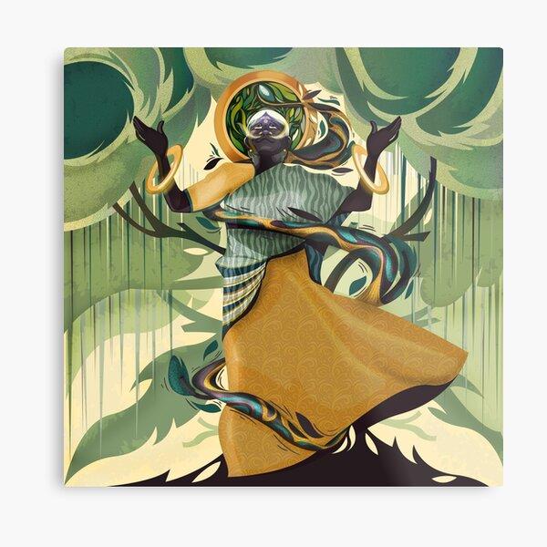 Mother of Trees Metal Print
