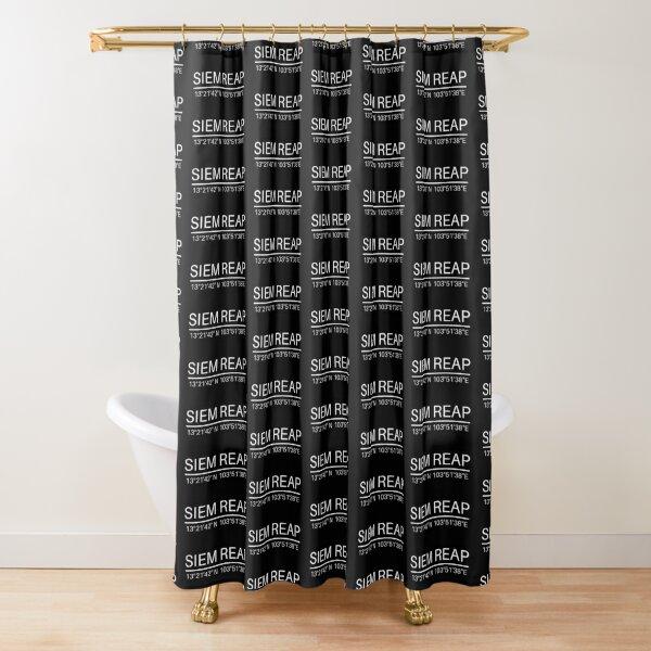 Siem Reap Shower Curtain