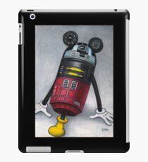 M2M2 (R2D2) iPad Case/Skin