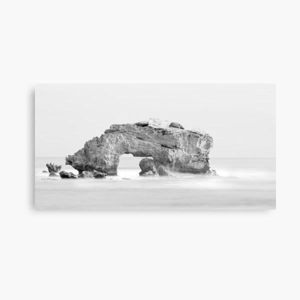 Bridgewater Ice Canvas Print