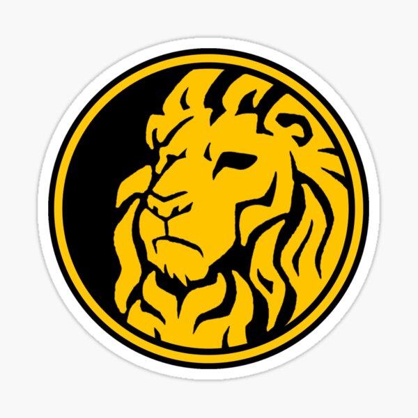 Lion Thunderzord Power Sticker