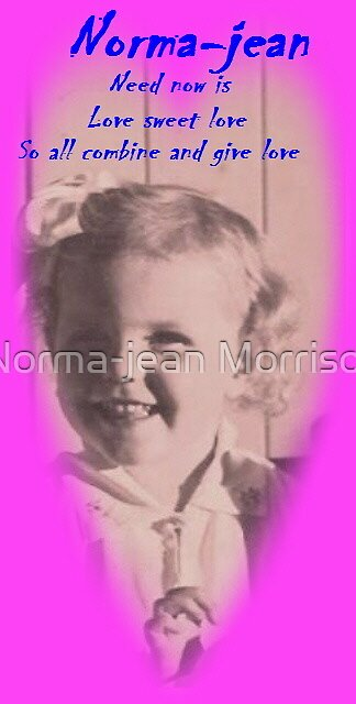 """""""Just had to again"""" by Norma-jean Morrison"""