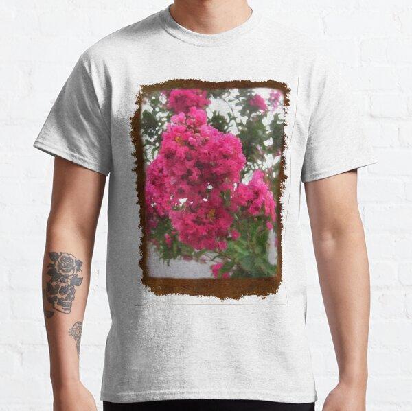 Crape Myrtle Blank P3F0 Classic T-Shirt
