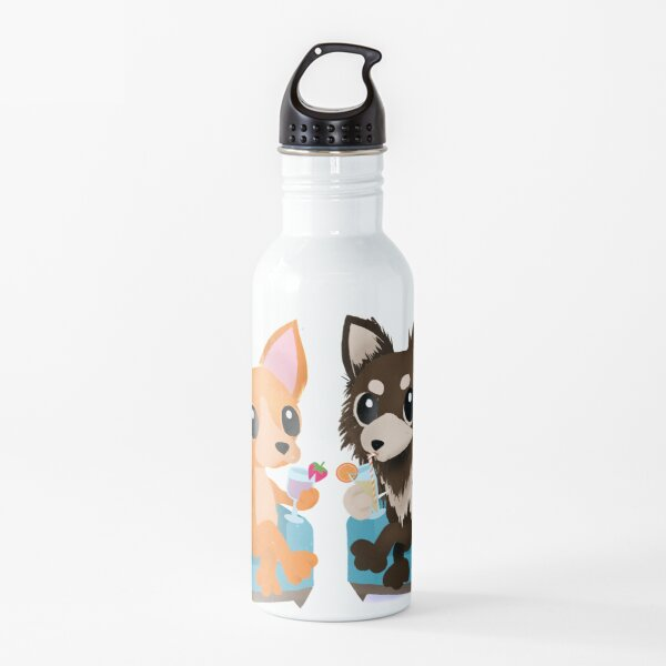 C is for Chatty Chihuahuas Water Bottle