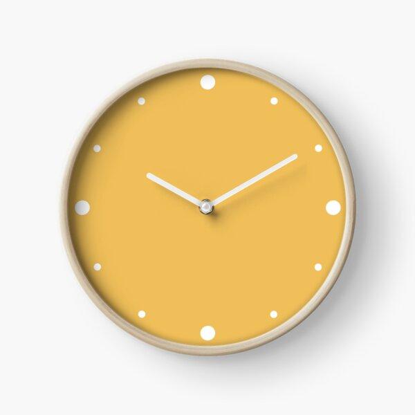 Mimosa (Yellow) Color Clock