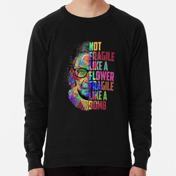 Notorious RBG Retro Feminist Sweatshirt