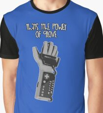 Thats the power of Glove Graphic T-Shirt