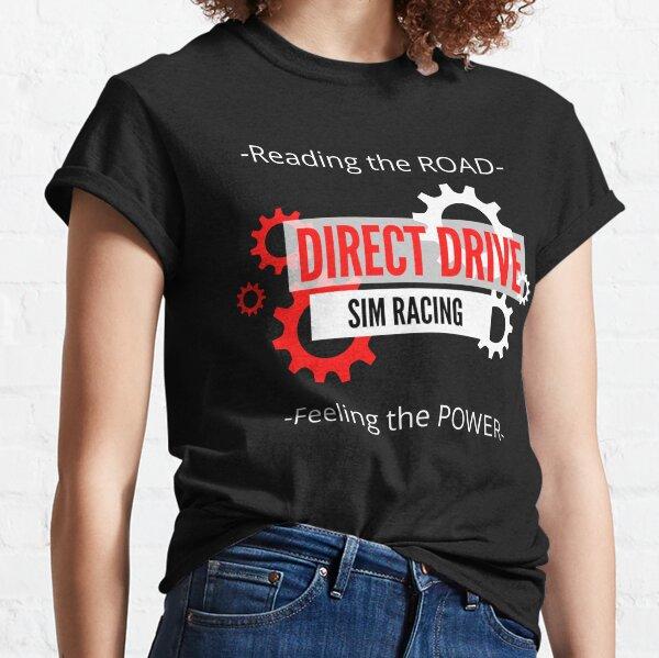 DIRECT DRIVE SIM RACING- SIMRACING Classic T-Shirt