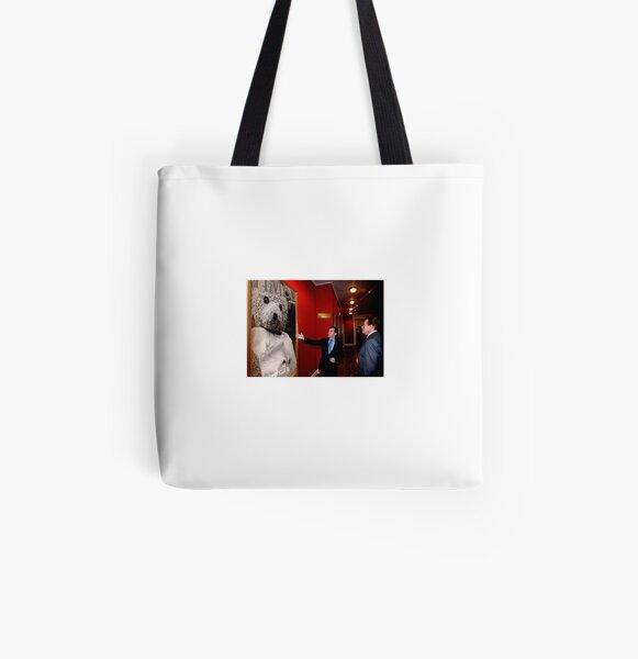 JoJo Bear and the Terminator  All Over Print Tote Bag