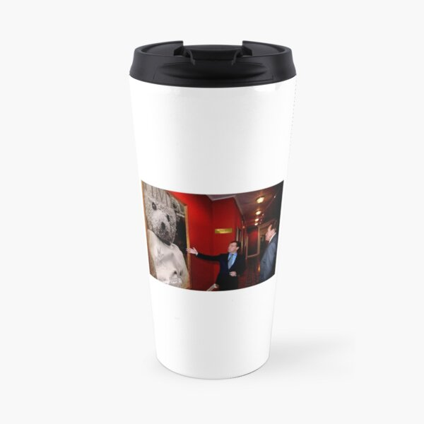JoJo Bear and the Terminator  Travel Mug