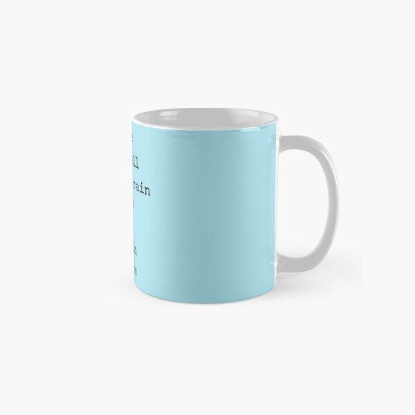 Brand New Classic Mug