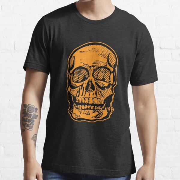 Pumpking Skull Essential T-Shirt