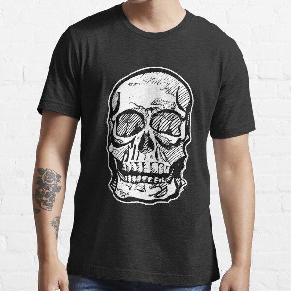 Bleached Skull Essential T-Shirt