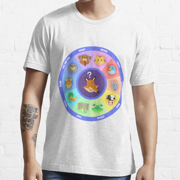 What does the fox say? Essential T-Shirt