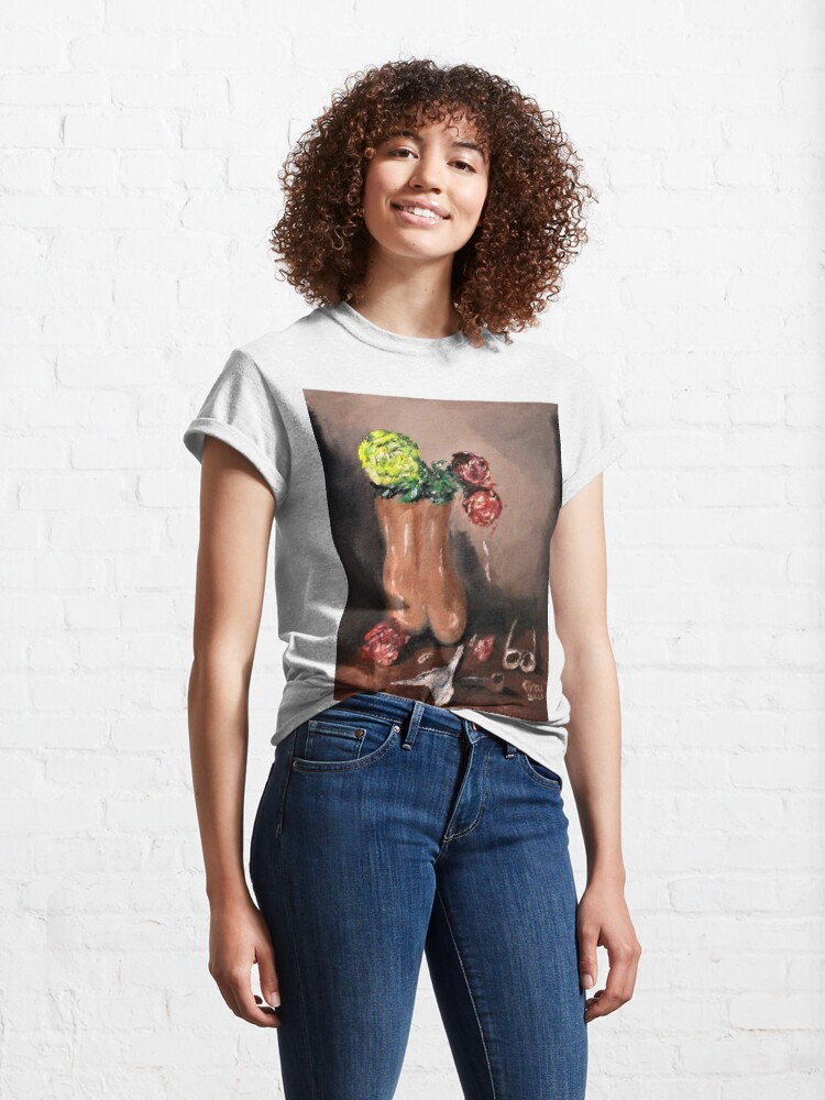Alternate view of Lovely Persephone Classic T-Shirt