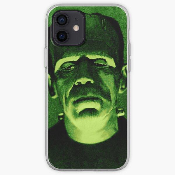 frankenstien iPhone Soft Case