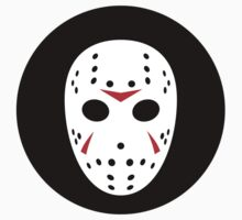 The gallery for --> Friday The 13th Jason Mask Drawing
