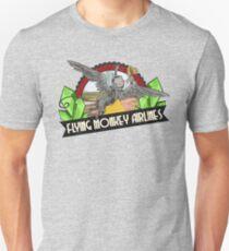 Wizard of Oz Inspired - Flying Monkey Airlines - Flying Monkeys - Airline Parody Design - OZ  Unisex T-Shirt