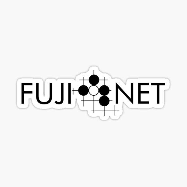 Fujinet Sticker