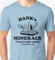 Hank's Minerals T-Shirt