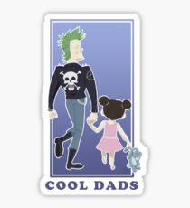 Cool Dads - Punk Dad Sticker