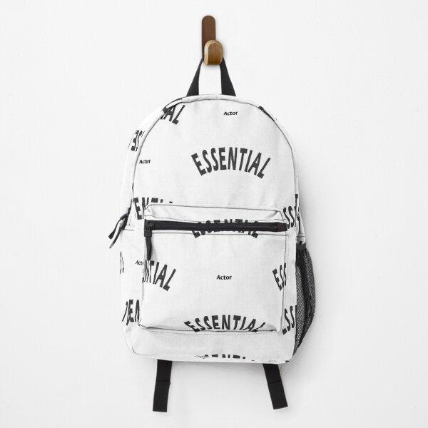 Essential Actor, Essential Jobs Backpack