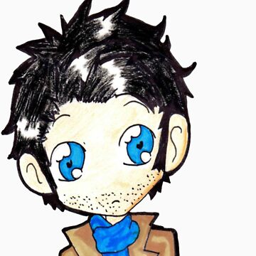 Castiel - I don't understand that reference.  by IamChibivillage