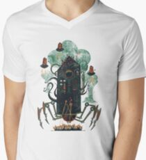 Not with a whimper but with a bang Men's V-Neck T-Shirt