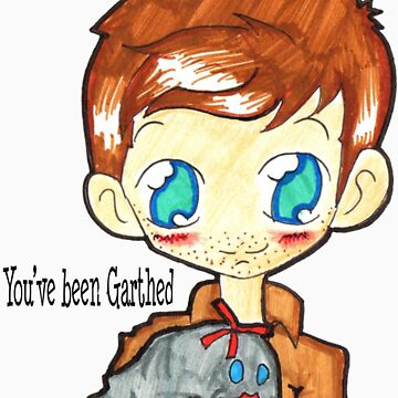 Supernatural - You've been Garthed! by IamChibivillage