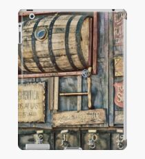 Steampunk Brewery iPad Case/Skin