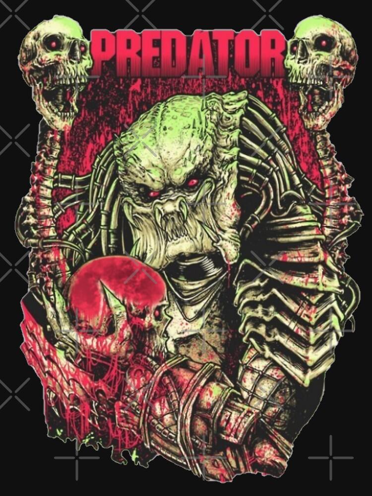 Predator Art by zarface