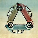 VW triangle by Vin  Zzep