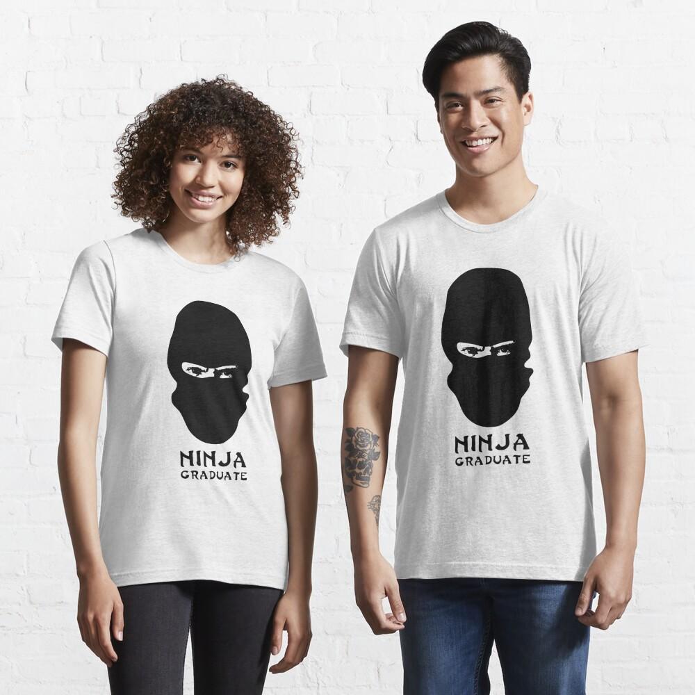 Ninja Graduate Essential T-Shirt