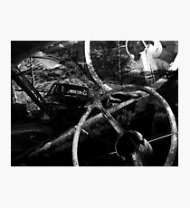 Wrecked - No.1 Photographic Print