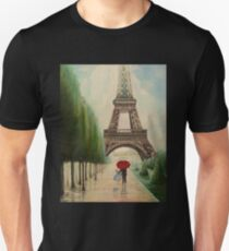At the Eiffel Tower T-Shirt