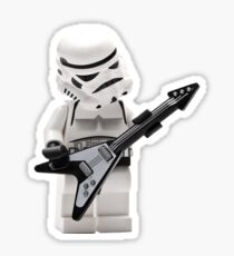 STORMTROOPERS ROCK YOU STAR WARS Sticker