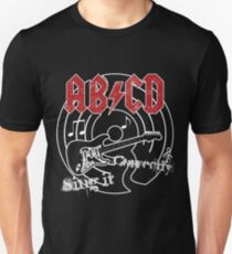ABCD Sing It Correctly.. Unisex T-Shirt